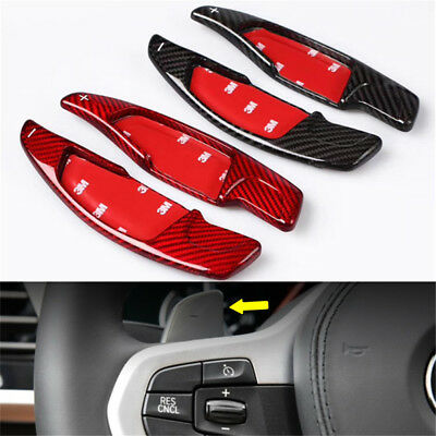 Steering Wheel Paddle For BMW 5 Series G30 7 Series G11 G12 X3 G01 X4 G02 M5 F90