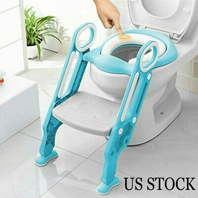 Baby-Kids-Potty-Training-Seat-with-Step-Stool-Ladder-Child-Toddler-Toilet-Chair
