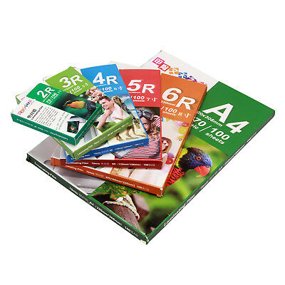 100 Sheets  A3 A4 A5 A6 A7  Laminating Film 70 mic Office Home Supply - ALL SIZE