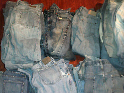 Wholesale Lot of Men's Jeans Cheap Assorted Sizes Make Your Own Lot Local Choose