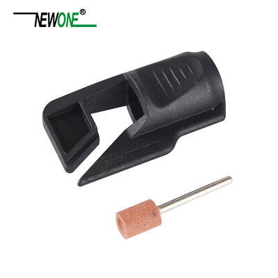Saw Sharpening Attachment Garden Tool Sharpener Adapter for Dremel drill rotary
