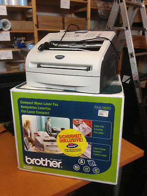 Brother Faxgerät Fax-2820