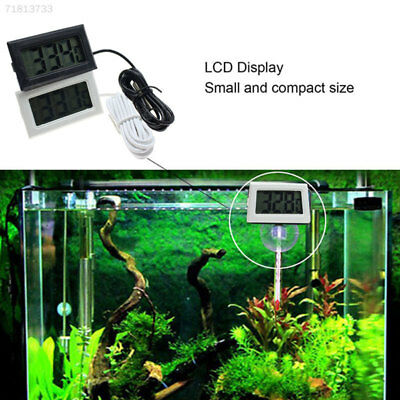 629D Monitor with Waterproof Probe Fish Tank GSS Aquarium Thermometer