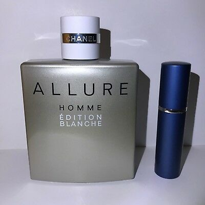 Chanel - Allure Homme Edition Blanche - 5 ml / 10 ml Probe, Sample + Zerstäuber