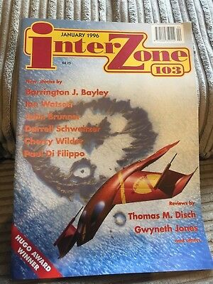 Interzone Magazine Issue 103, Jan 1996
