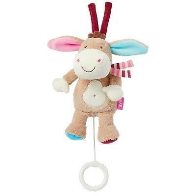 Fehn Monkey Donkey Mini Spieluhr Esel TOP