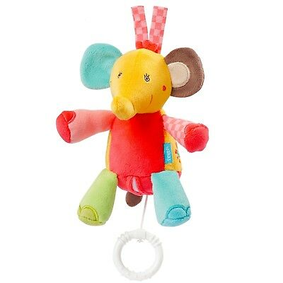 Fehn Safari Mini-Spieluhr Elefant TOP