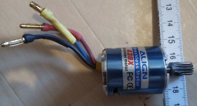 Brushless Motor Outrummer (mit Hülle),430X Robbe3550kv
