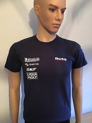 NEW - BETA EVO FACTORY RACING TRIALS BIKE / ENDURO RR CASUAL T-SHIRT TOP - Large