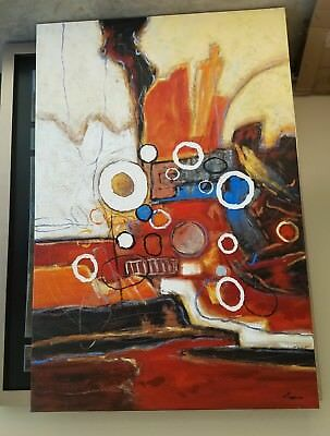 AcrylicPour Painting - Fluid Art- Abstract Paintings on Canvas -Modern Art