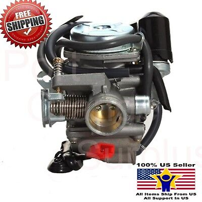 CARBURETOR FOR KANDI 150 200 150Cc 200Cc Go Kart Atv Kd-150Fs Kd-200Gka-2  Carb