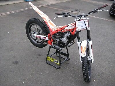 2017 BETA EVO 250cc TRIALS BIKE. VERY NICE. EXTRA'S FITTED. 1 OWNER FROM NEW.