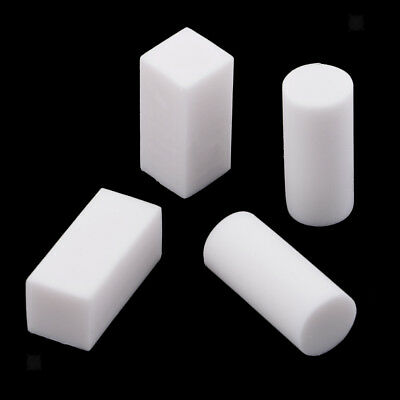 4Pieces White Rubber Stamp Carving Blocks For Basis DIY Carving Rubber Stamp