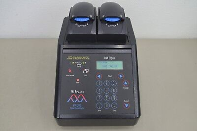 MJ Research PTC-200 PCR DNA Engine Thermal Cycler w/ Dual 48 Alpha Block (14842)