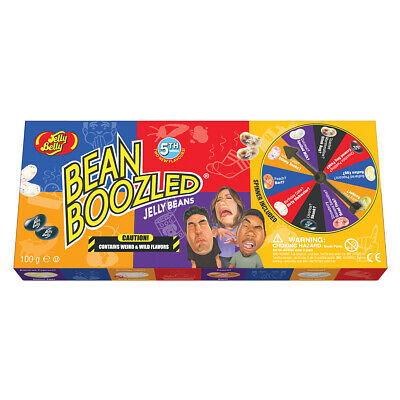 Jelly Belly Bean Boozled Sweets Spinner Set Game 100g