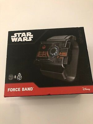 Star Wars Force Band by Sphero Bluetooth Smart AFB01 Brand New Free Shipping USA