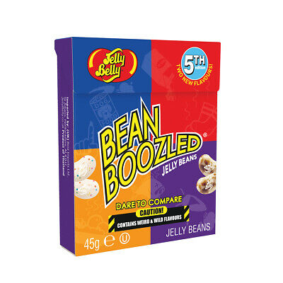 Jelly Belly Bean Boozled Flip Top Box 45g