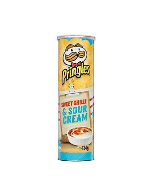 Pringle Sweet Chilli and Sour Cream 134g