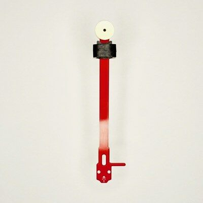 New!! Jesse Dean PCB Tone Arm Kit in Red for Numark PT01