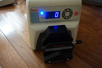 Thermo MasterFlex Peristaltic pump  P/S Precision drive 1400-1620  easy load