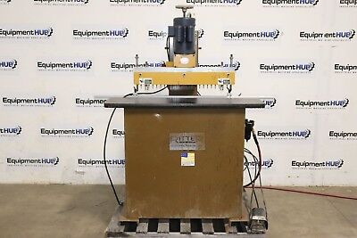 Ritter R19F-1 32mm 23 Spindle Pneumatic Line Boring Machine