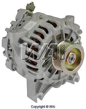 Alternator(8443)Ford 6G Series Ford 04-08,Lincoln 05-08/ 105 Amp/6-Groove Pulley