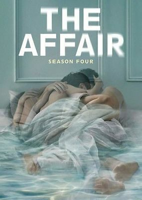 THE AFFAIR season 4 Brand new -4 disc set- DVD Free and Fast Dispatch