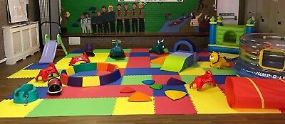 Baby Group And Soft Play Business For Sale