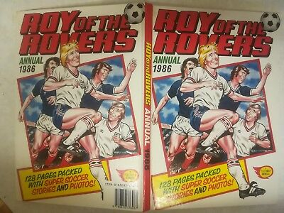 Roy Of The Rovers 1986; Mike's Mini-Men; Mark Hateley; Mighty Mouse