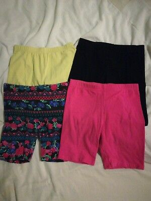 Girl 4 X Shorts Age 7-8 From George