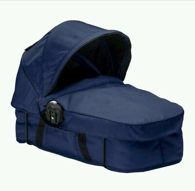 City Select (Baby Jogger) Bassinet Kit Cobalt blue Brand New in Box RRP $158