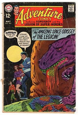 Adventure #380 May 1969 (3.0)