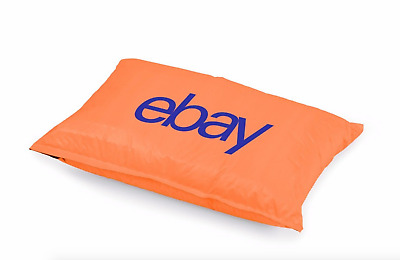 eBay Branded Packaging Padded Bubble Plastic Mailers 160mm x 220mm 40mm Lip