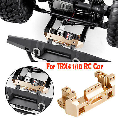 For TRX4 RC Car GRC Director Front Gear Copper Steering Mechanism Base Beam Part