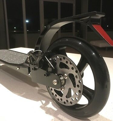DISC BRAKE  Scooter AUSRIDE  Adult Commuter or Child Dual Suspension Scooter