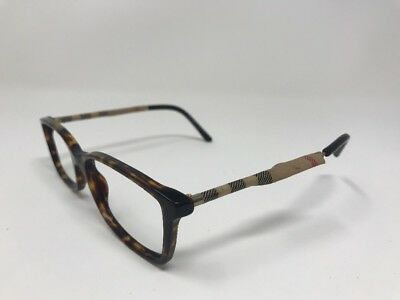 147fa1f5be21 Burberry Eyeglasses B2120-3002 53-16-130 FOR PARTS ONLY SEE NOTES AE95