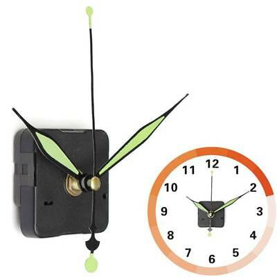 Luminous Silent Quartz Wall Clock Spindle Movement DIY Repair Mechanism Part