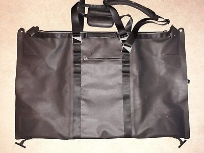67f13357543e NIKE EUGENE PREMIUM DUFFEL BAG BA4386 030 LARGE BLACK NSW -  99.00 ...
