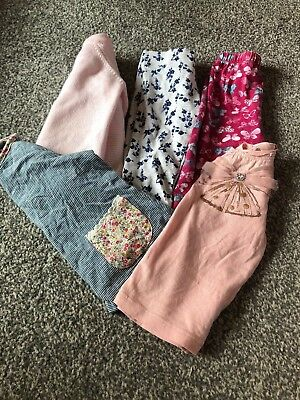 Baby Girls Small Clothes Bundle Age 3-6 Months Next Tops