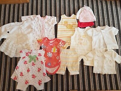 Girls Newborn Baby Bundle