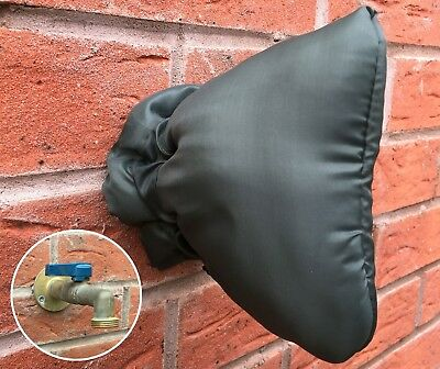 Outside Tap Cover Frost Jacket Insulated Protector Thermal Winter Outdoor Garden