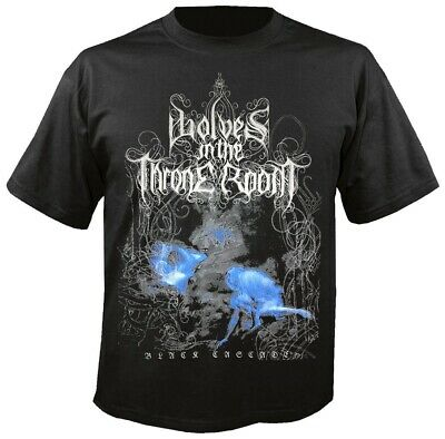 WOLVES IN THE THRONE ROOM - Black Cascade - T-Shirt