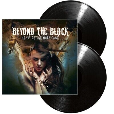 BEYOND THE BLACK - Heart of the Hurricane - 2LP - Black