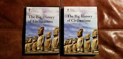 The Big History of Civilizations - The Great Courses DVD set