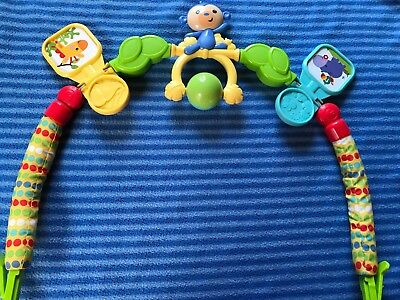 Fisher Price Rainforest Friends Space Saver Jumperoo Toy Arch Replacement Part