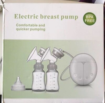 Electric Dual Breast Pump