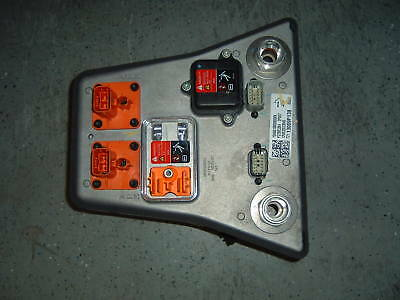 CHEVY VOLT BATTERY RELAY UNIT complete with internal relays, heater,etc.