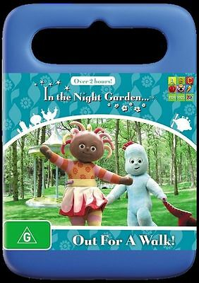 In The Night Garden - Out For A Walk | DVD Region 4 | Brand new & sealed
