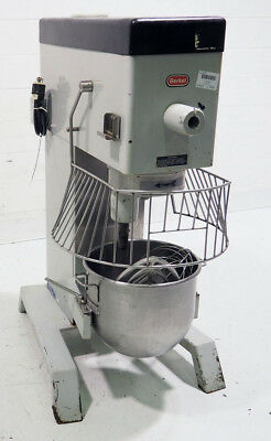Used Berkel DD-40 40 Quart Variable Speed Commercial Mixer w Attachments