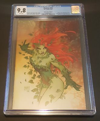 Batman 50 Variant Michael Turner Cover D Rare Poison Ivy Not 1 2 3 181